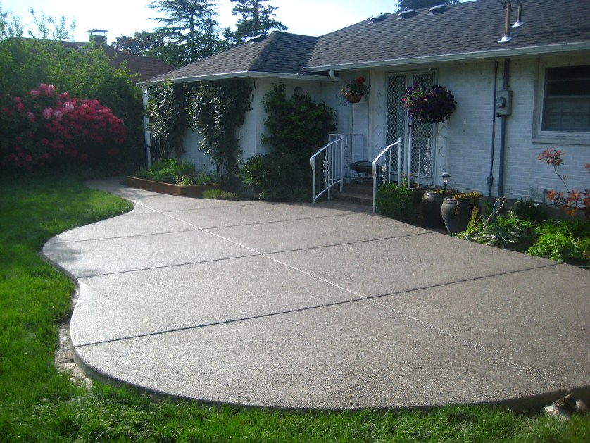 Captivating Portfolio For Washington And Oregon Concrete Contractor